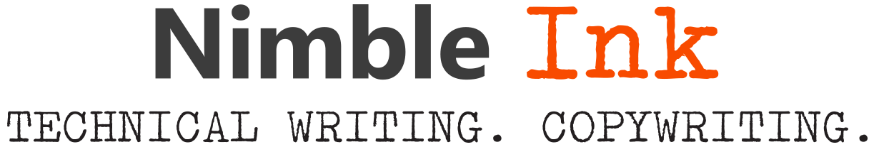 Nimble Ink Logo